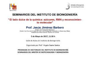 CARTEL_SEMINARIOS_IB_Jesús Jiménez Barbero